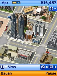 Jeu mobile La Société SimSim - captures d'écran. Gameplay SimCity Societies.