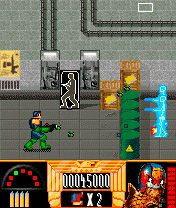 Download free mobile game: Judge Dredd - download free games for mobile phone.