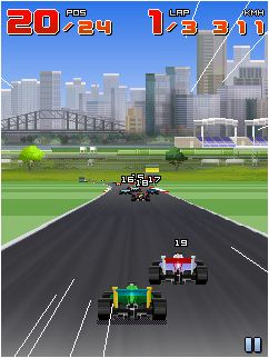 Download free mobile game: Championship Racing 2012 - download free games for mobile phone.