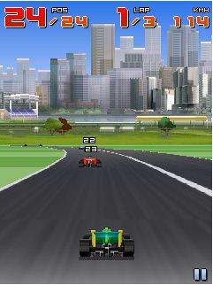 Download free game for mobile phone: Championship Racing 2012 - download mobile games for free.