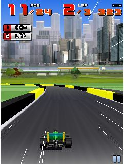 Mobile game Championship Racing 2012 - screenshots. Gameplay Championship Racing 2012.