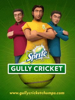 Sprite Gully Cricket