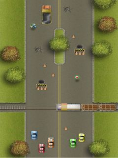 Download free mobile game: Nokia Racing - download free games for mobile phone.