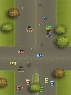Download free game for mobile phone: Nokia Racing - download mobile games for free.