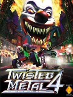 Twisted Metal 4 3D