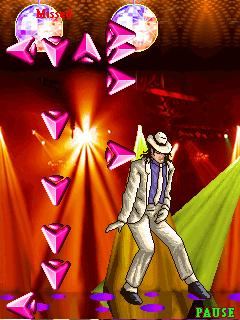 Download free game for mobile phone: King of Pop-Michael Jackson - download mobile games for free.
