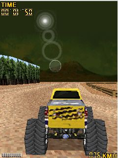 Download free game for mobile phone: Bigfoot Racing 3D - download mobile games for free.