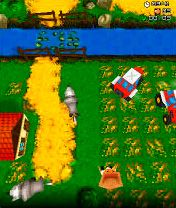 Download free game for mobile phone: HillBilly Farm 3D - download mobile games for free.
