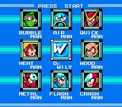 Download free mobile game: Megaman 2 - download free games for mobile phone.