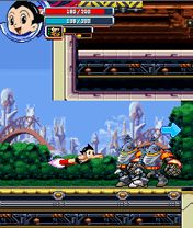 Download free game for mobile phone: AstroBoy - download mobile games for free.