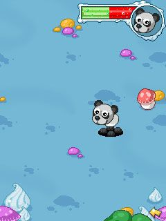Download free mobile game: Goosy Pets: Panda - download free games for mobile phone.