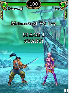 Download free game for mobile phone: Soul Calibur Mobile - download mobile games for free.