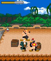 Mobile game Treasure Island - screenshots. Gameplay Treasure Island.