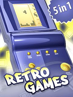 Retro Games 5 in 1
