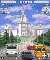 Jeu mobile Le Club de Course en Lada - captures d'écran. Gameplay Lada Racing Club.