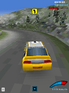 Download free mobile game: Russia Grand Prix 2008 Rally 3D - download free games for mobile phone.