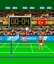 Mobile game World Volleyball - screenshots. Gameplay World Volleyball.