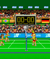 Download free mobile game: World Volleyball - download free games for mobile phone.