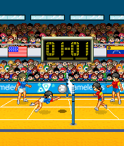 Download free game for mobile phone: World Volleyball - download mobile games for free.