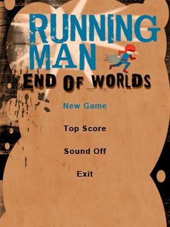 Download free mobile game: Running man: End of worlds - download free games for mobile phone.