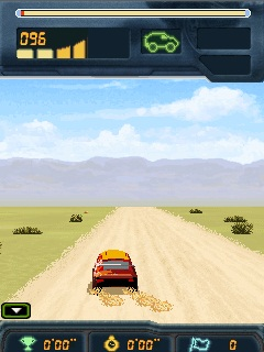 Download free game for mobile phone: Dakar Rally 2008 - download mobile games for free.