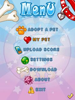 Download free mobile game: Goosy Pets: Dragon - download free games for mobile phone.