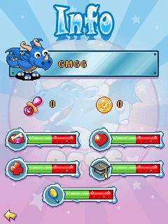 Download free game for mobile phone: Goosy Pets: Dragon - download mobile games for free.