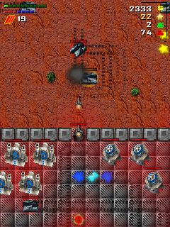 Download free game for mobile phone: Warfare: Sudden Attack - download mobile games for free.