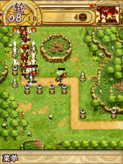 Download free mobile game: WarCraft 3: Tower defence - download free games for mobile phone.