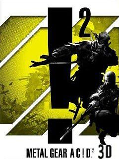 Metal Gear Acid 2 3D