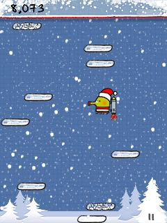 Download free game for mobile phone: Doodle Jump Deluxe - download mobile games for free.