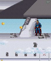 Download free mobile game: Superman Returns - download free games for mobile phone.