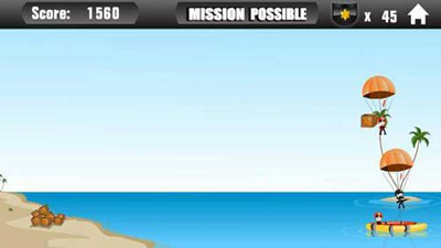 Download free mobile game: Mission Possible - download free games for mobile phone.