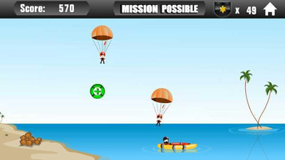 Download free game for mobile phone: Mission Possible - download mobile games for free.