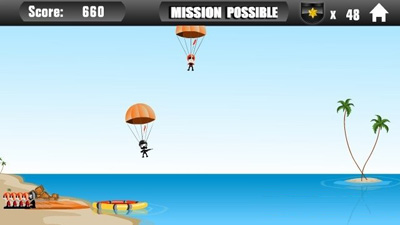 Mobile game Mission Possible - screenshots. Gameplay Mission Possible.
