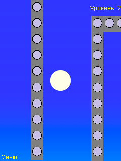 Mobile game Moving Ball - screenshots. Gameplay Moving Ball.