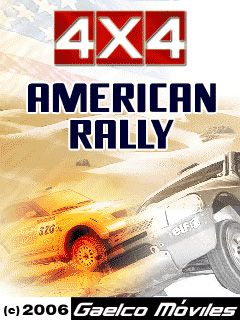 Download free 4x4 American Rally - java game for mobile phone. Download 4x4 American Rally