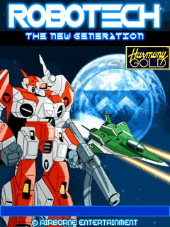 Robotech The New Generation