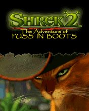 Shrek 2: Adventures of Puss in boots