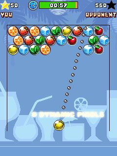 Download free mobile game: Bubbeleon - download free games for mobile phone.