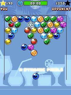 Mobile game Bubbeleon - screenshots. Gameplay Bubbeleon.