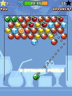 Download free game for mobile phone: Bubbeleon - download mobile games for free.