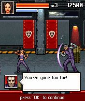 Download free game for mobile phone: Charlie's Angels: Hellfire - download mobile games for free.