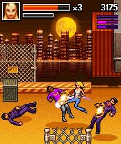 Mobile game Charlie's Angels: Hellfire - screenshots. Gameplay Charlie's Angels: Hellfire.