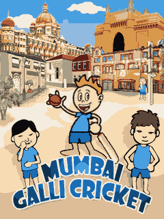 Mumbai Galli Cricket