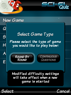 Download free mobile game: Ultimate Sci-Fi Quiz - download free games for mobile phone.