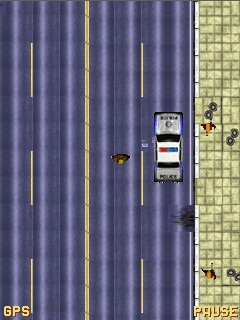 Download free mobile game: Grand theft auto - download free games for mobile phone.