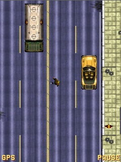 Download free game for mobile phone: Grand theft auto - download mobile games for free.
