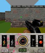 Download free mobile game: Paintball - download free games for mobile phone.