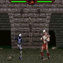 Jeu mobile Le Combat Mortal 3 MOD - captures d'écran. Gameplay Mortal Kombat 3 MOD.